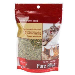 Petlinks Pure Bliss Catnip   Catnip & Grass   PetSmart