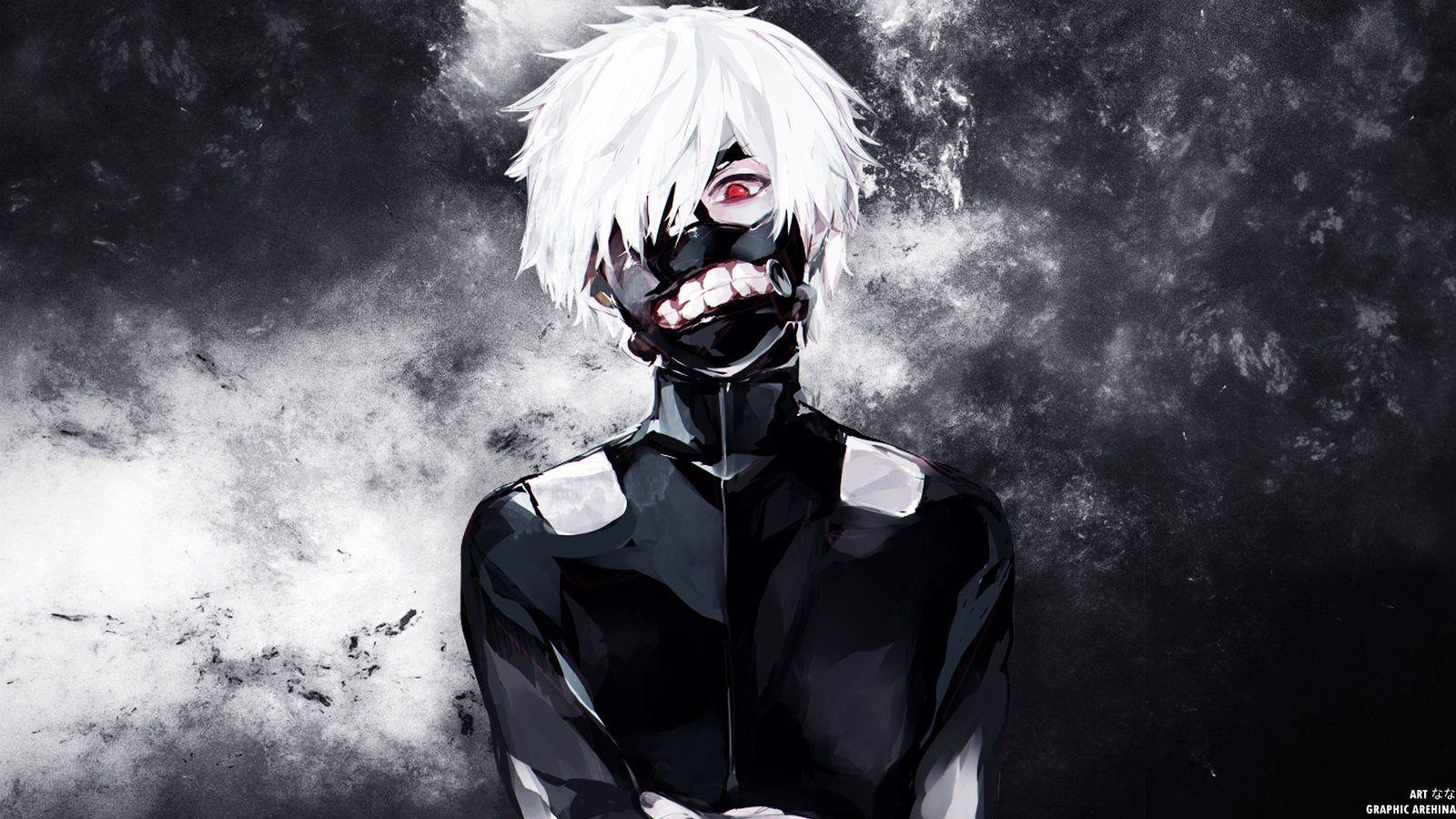 Tokyo Ghoul Ken Kaneki Wallpaper by