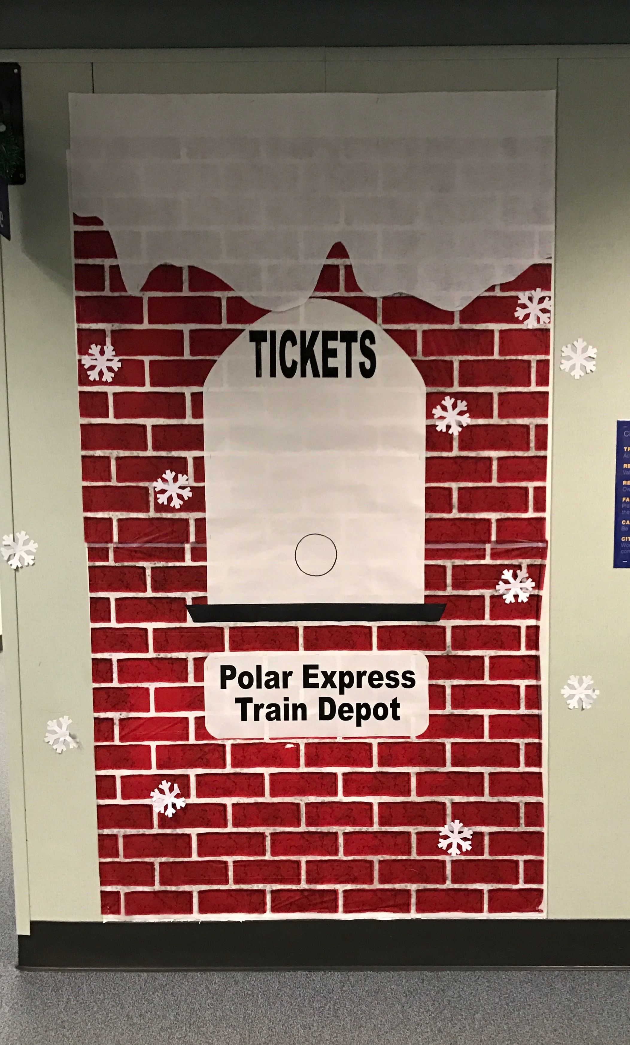 Polar Express Christmas