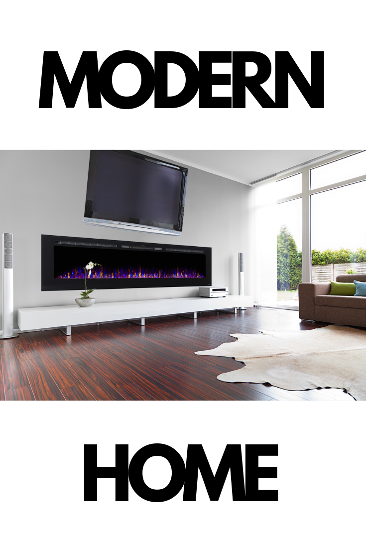 Best 15+ Electric Fireplace Ideas DIY   Casual living ... on Fireplace Casual Living id=45998