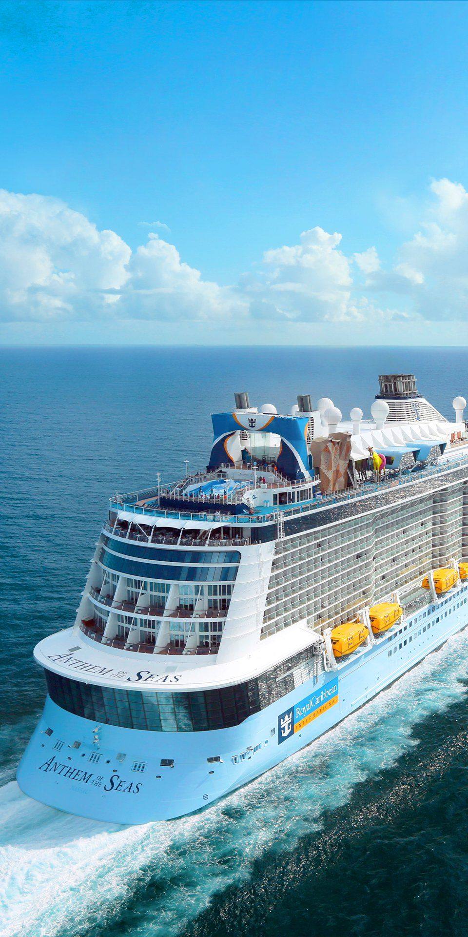 Anthem Of The Seas Join The Tri State Rally Cry For Thrillers