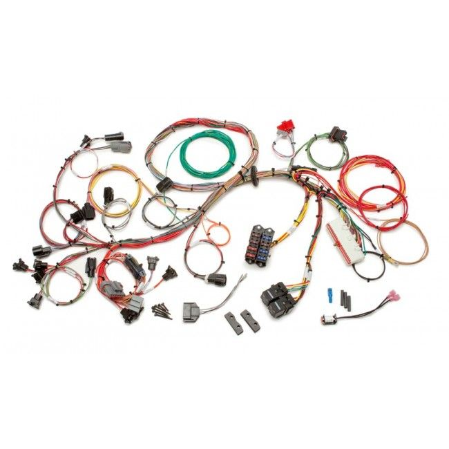 painless performance 5 0 efi wiring harness mustang engine and rh pinterest com Wiring Harness for Choppers Car Stereo Wiring Harness