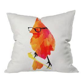 Robert Farkas Polyester Throw Pillow
