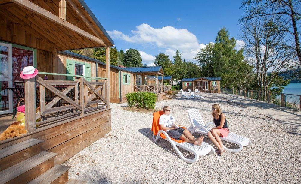 Camping Jura La Pergola Vakantie