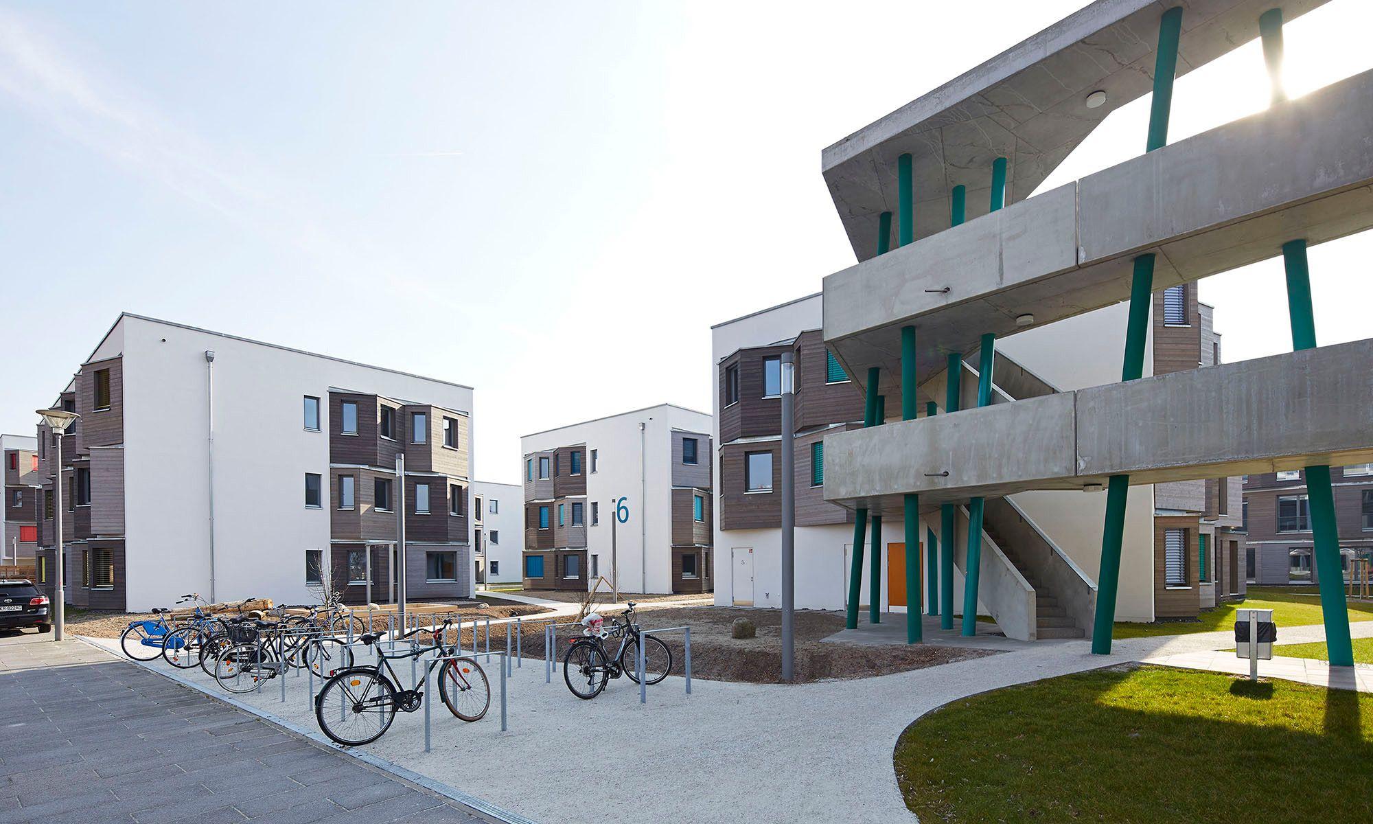 Studentendorf Adlershof In Berlin