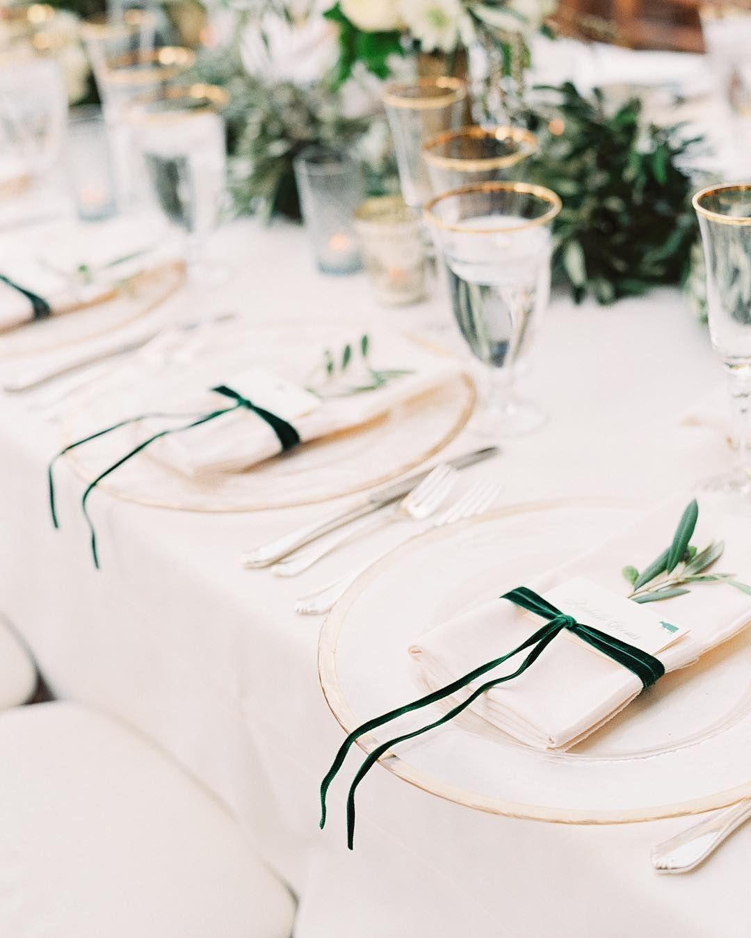 Hochzeit Mit Weiss Und Grun Hochzeit Mit Smaragdgrun Dunkelgrun