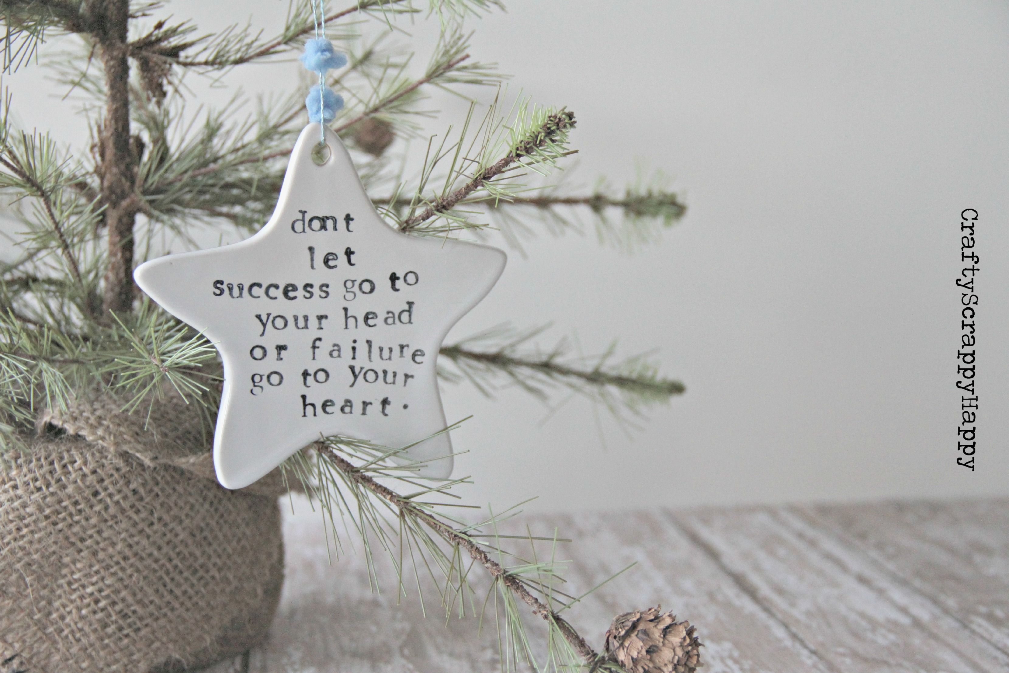 Diy Quote Ornaments For Friends Diy Xmas Gifts Christmas Ornaments Homemade Easy Christmas Decorations