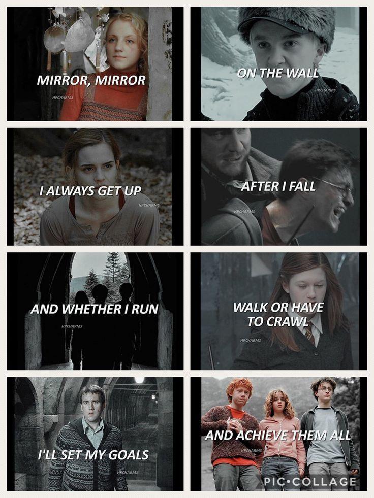 Pin En Harry Potter