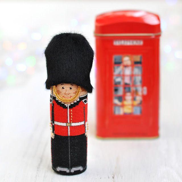 Живущая на Радугe: ♛ Keep Calm and Make Christmas Ornaments!