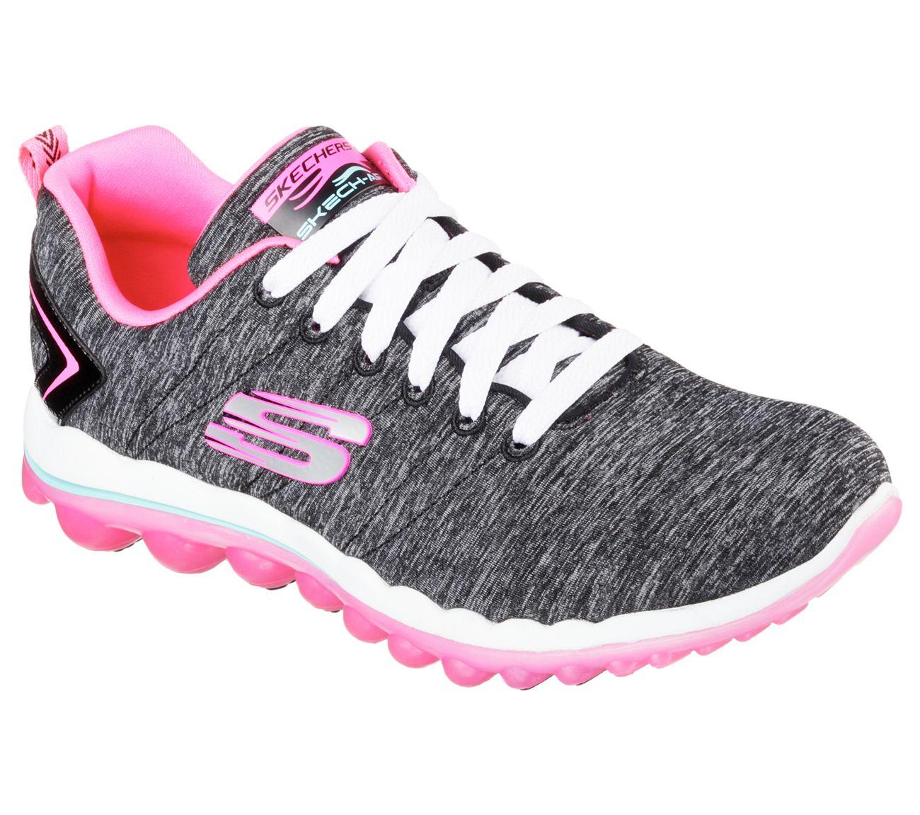 skechers air 2.0 ladies running shoes