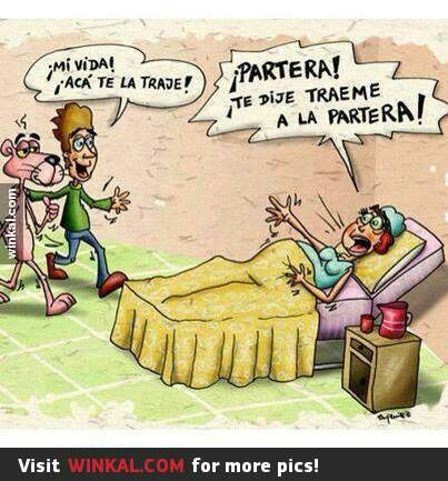Un chistecillo! :)
