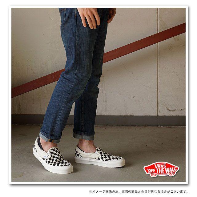 70dc42493ec7 High-end branch blue shoebox Vans Vault OG Classic slip-on LX CANVAS