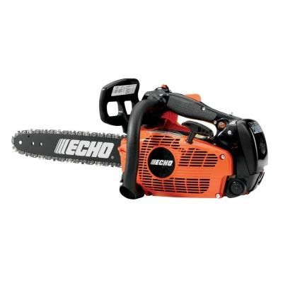 Gas Chainsaw 16 in Echo Features a Clutch Driven Adjustable