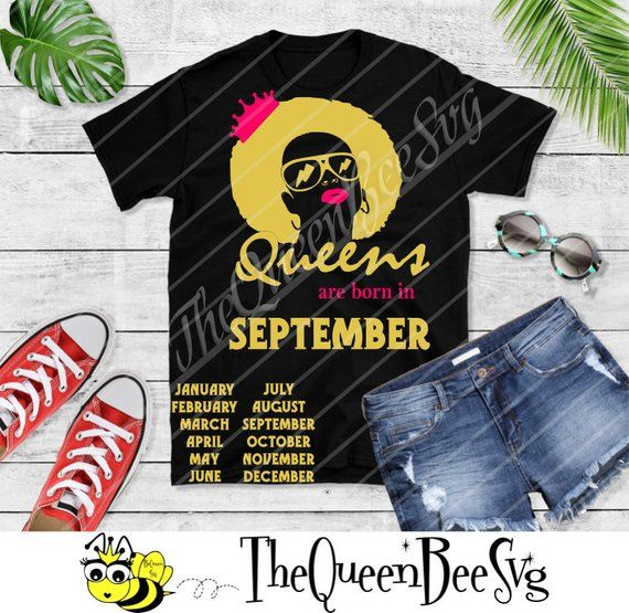 4ff7e8ec18e Queens svg original black queens born in birthday tshirt svg files ...