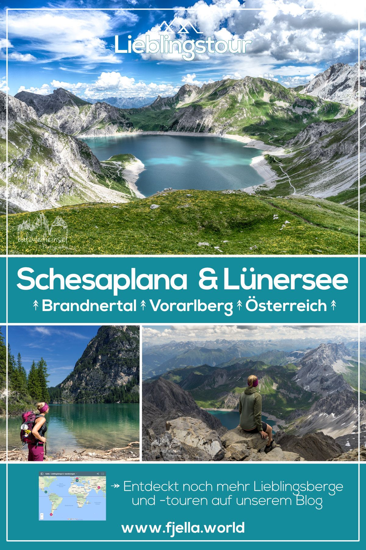 Photo of Fottur Schesaplana toppen og Lünersee