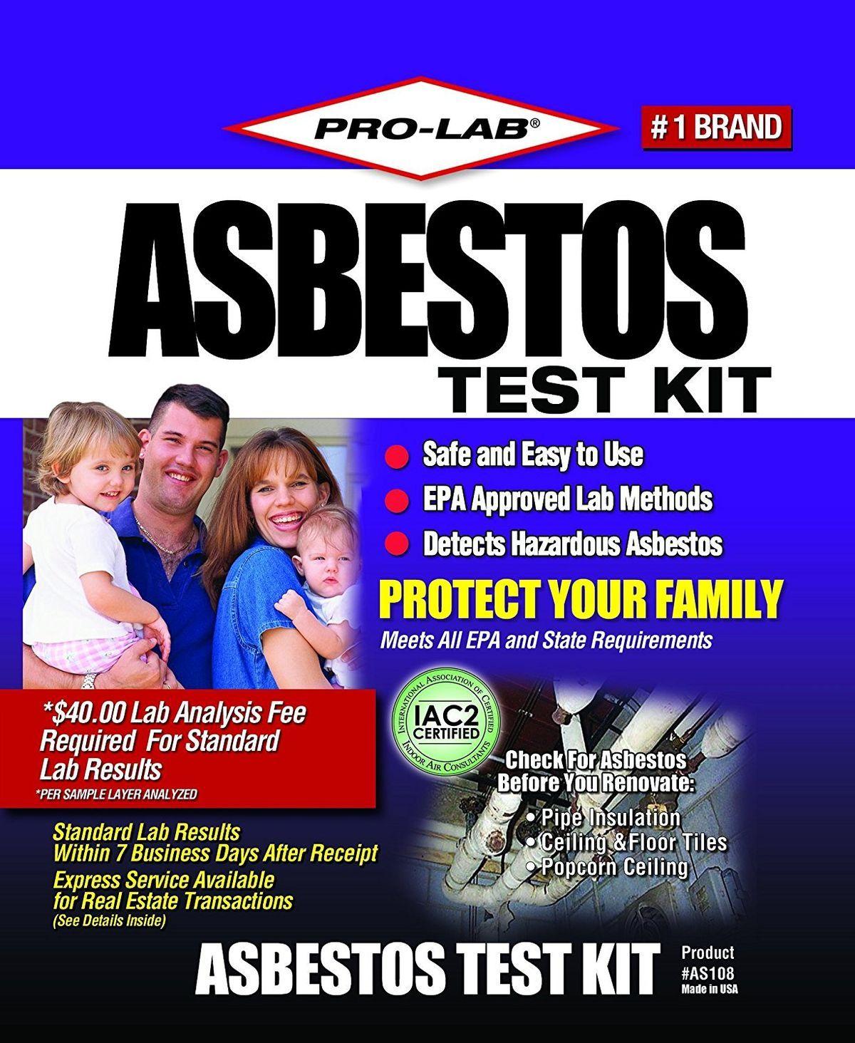 Diy asbestos test kit home depot asbestos testing pinterest diy asbestos test kit home depot solutioingenieria Choice Image