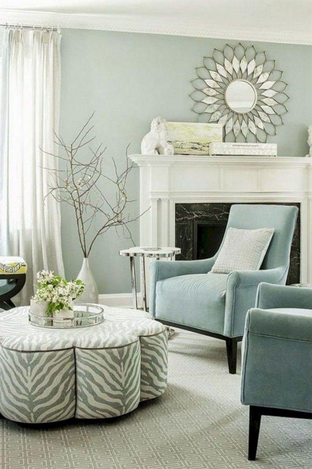 26 Elegant Living Room Color Schemes | Living room color ...