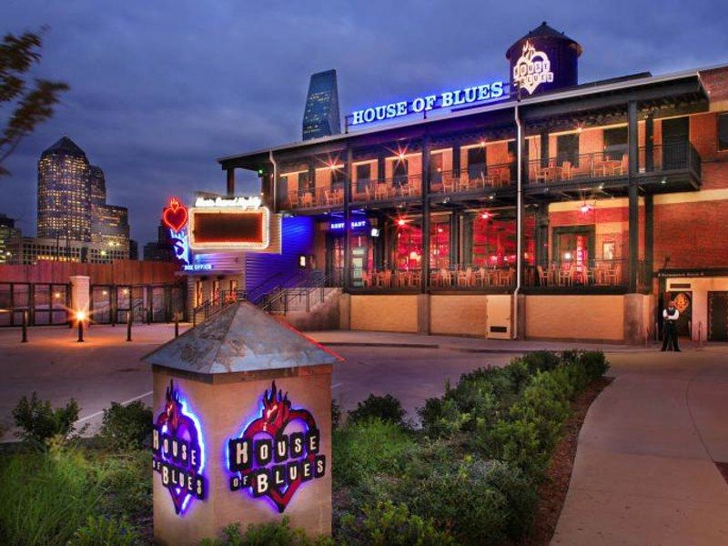 House Of Blues Dallas In Victory Park