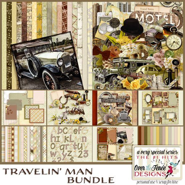 Travelin' Man Bundle