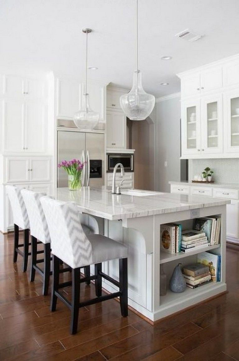 15 fabulous kitchen island ideas with seating storage kitchen island with seating kitchen on kitchen island ideas cheap id=68514