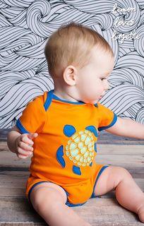 Lemon_loves_lime_layette_boys_sea_turtle_orange_peel