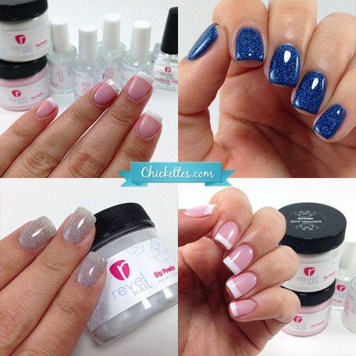 Revel Nail Acrylic Dip Powder System | Everything Gel Nails | Pinterest