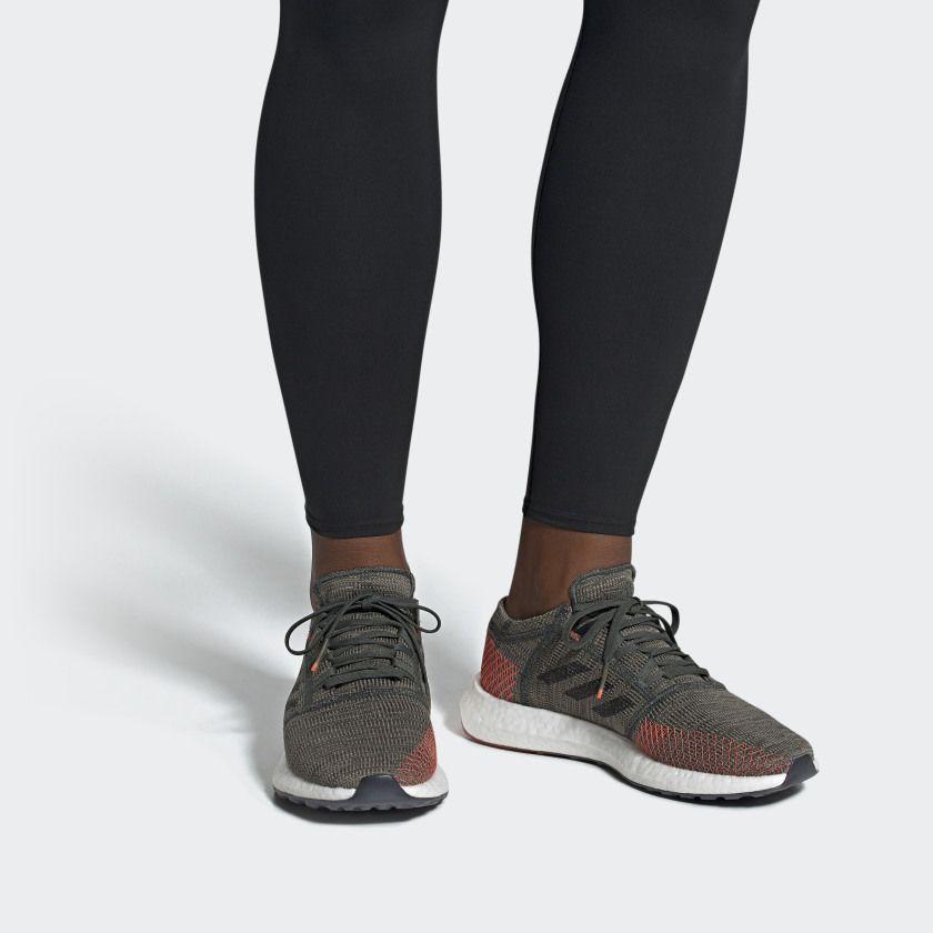 promo code bff29 54194 Pureboost Go Shoes Legend Ivy   Core Black   True Orange D97421