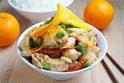 Chinese Orange Chicken #chineseorangechicken Chinese Orange Chicken #recipe #chineseorangechicken