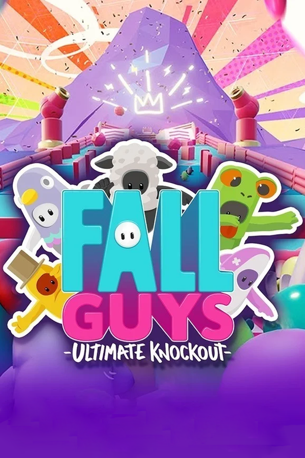 Pin On Fall Guys Ultimate Knockout