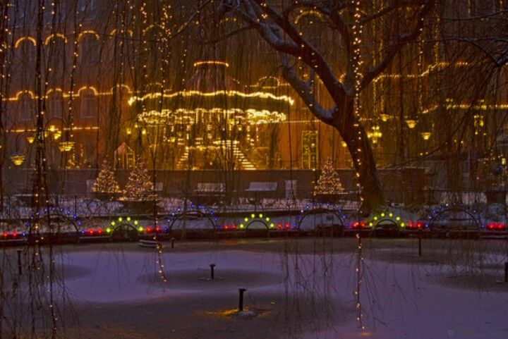 Once upon a time, in the land of light and magic (A christmas fairytale)by IvanNaurholm on Flickr.