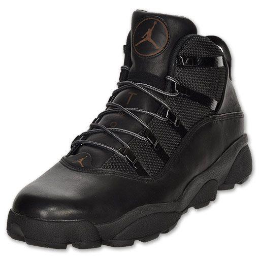 watch 299de a6fa0 Men's Jordan Winterized 6 Rings Boots | Kicks for Days ...