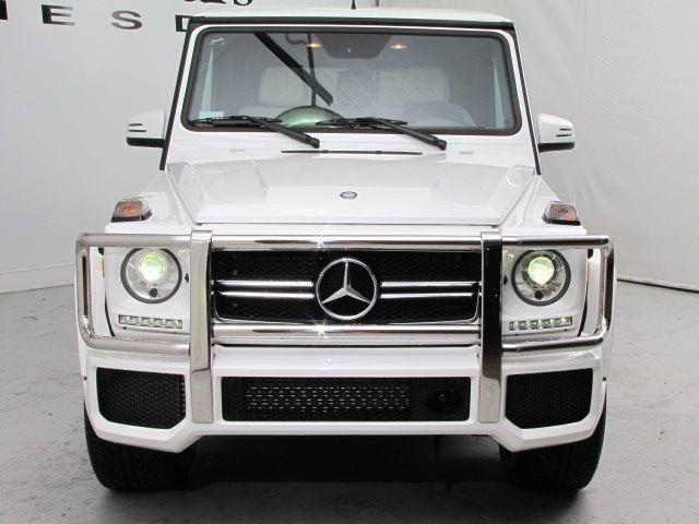 2017 Mercedes Benz G Cl G63amg Awd G63 Amg 4matic 4dr Suv 4