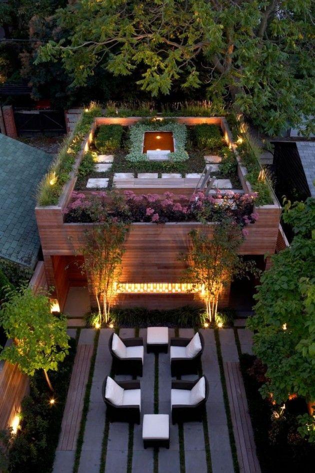 30 Incredible Green Roof Designs Roof Garden Design Rooftop Terrace Design Rooftop Design