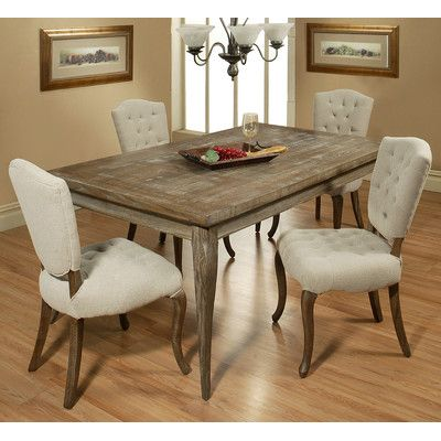 Pastel Furniture Philadelphia 5 Piece Dining Set Reviews