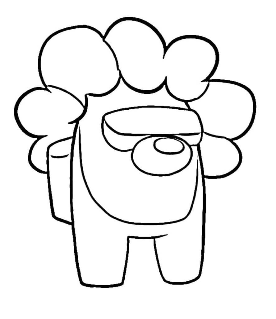 Lovely Among Us Coloring Pages Free Coloring Pages Color
