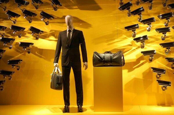 Louis Vuitton: You're Under Surveillance
