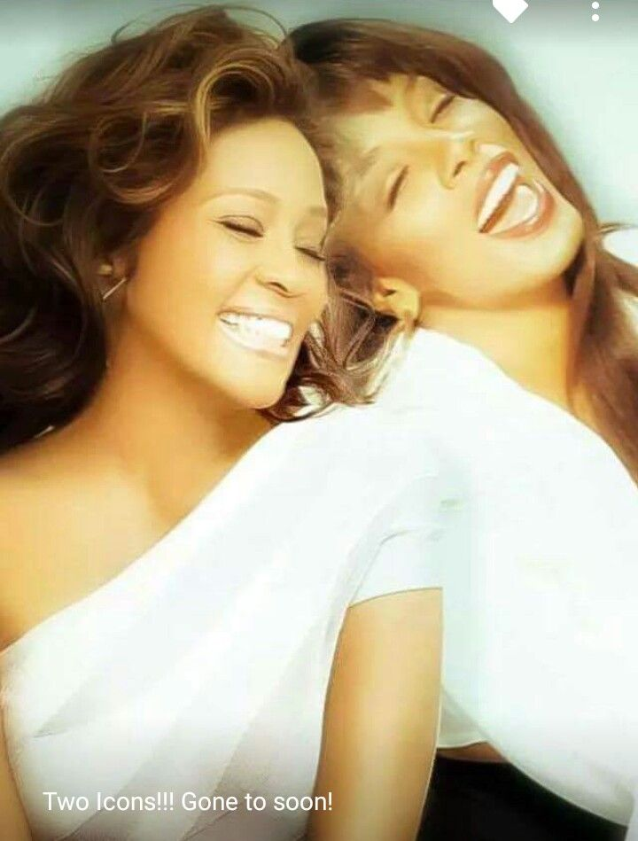 Whitney houston and Donna summers
