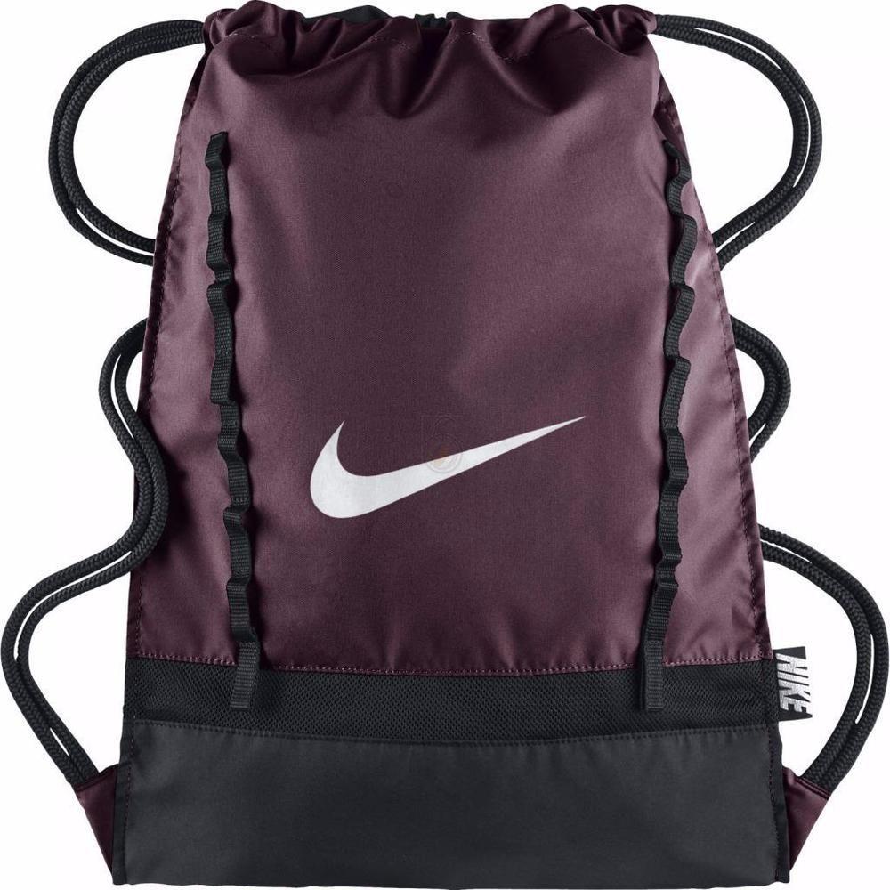 9eb74969d7 Nike Brasilia 7 Water Resistant Drawstring Gym Sack Backpack BA5079-681   Nike  DuffleGymBag