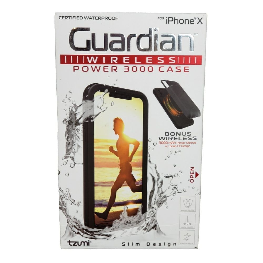 on sale 07168 0232c NEW Guardian Wireless Power 3000-for iPhone X Waterproof Charging ...