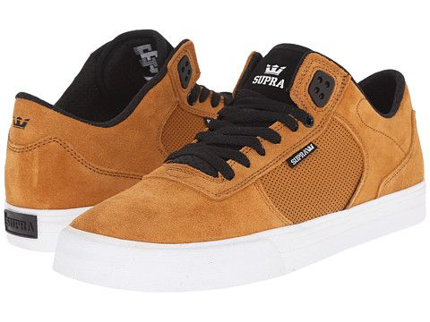 Supra ellington vulc cathay spice black white at 6pm.com. Men SneakersShoes  ...