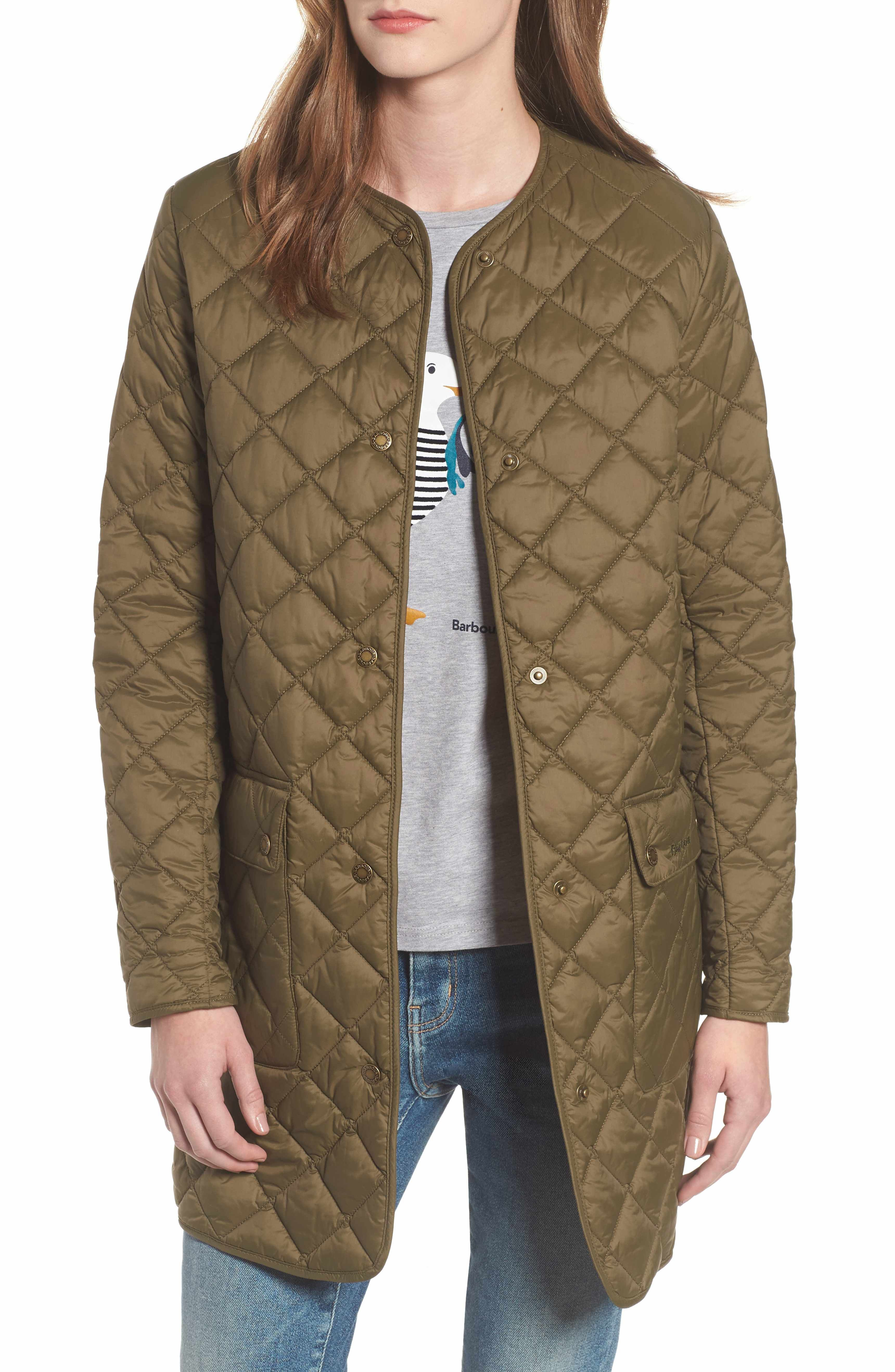 Main Image Barbour Skirden Quilted Jacket Quilted Jacket Jackets Top Clothing Brands