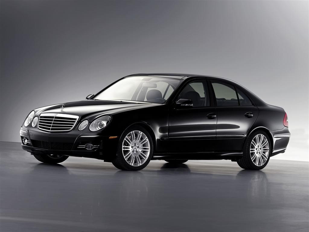 This Is My Current Set Of Wheels A 2007 Mb E350 4 Matic In Black