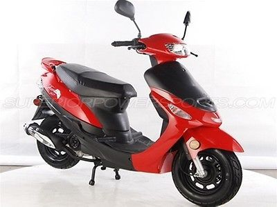 Tao Tao 50cc Scooter Type A1 Free Shipping Moped Gas Moped Gas Scooter