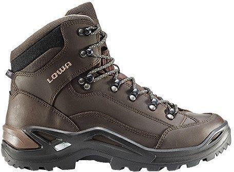 Lowa Men's Renegade LL Mid   Mens hiking boots, Hiking boots
