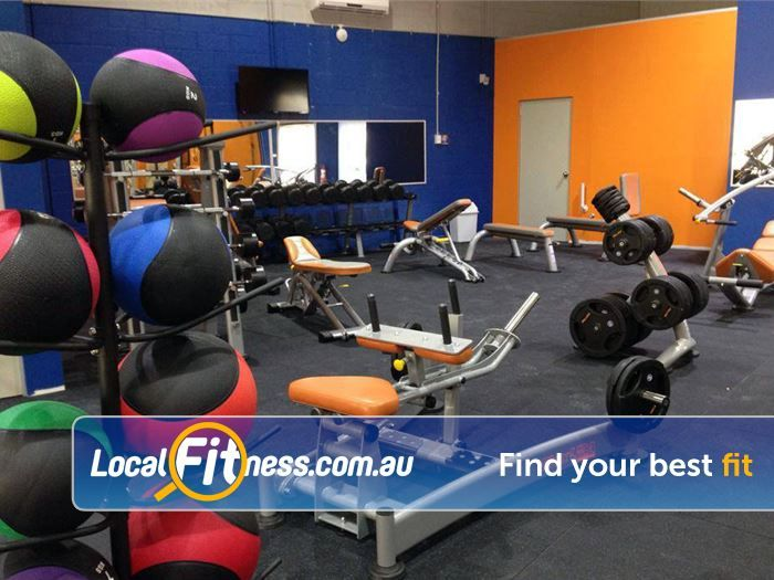 Get your gym fix at plus fitness 24 7 gym east hills. a fully