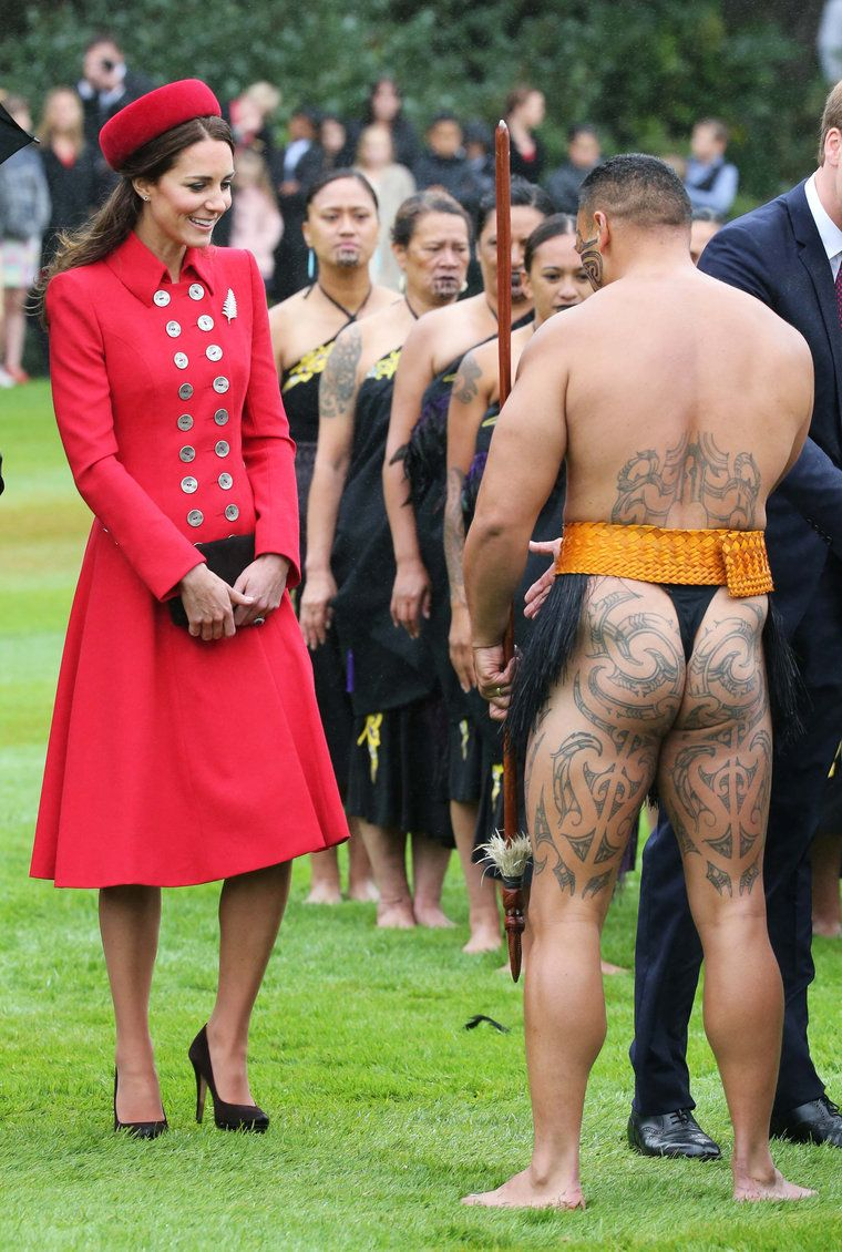 nackt maori madchen