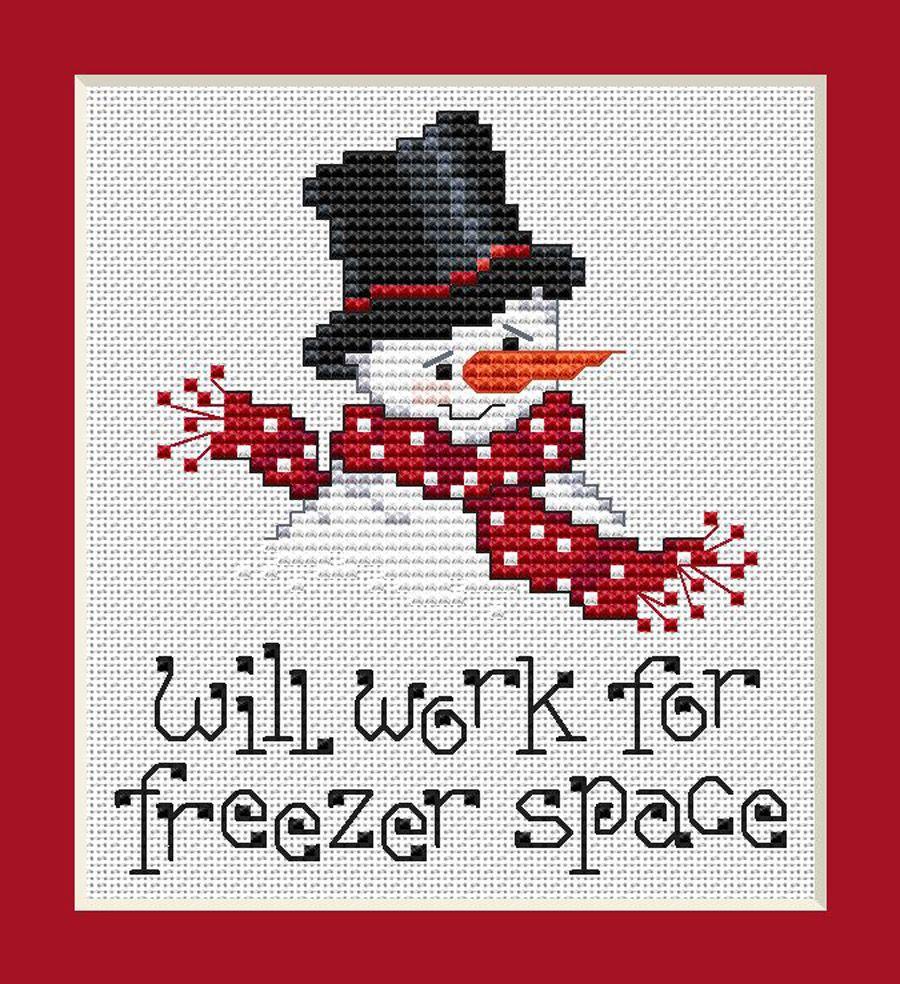 Diseño libre de punto de cruz   Navidad   Pinterest   Punto de cruz ...
