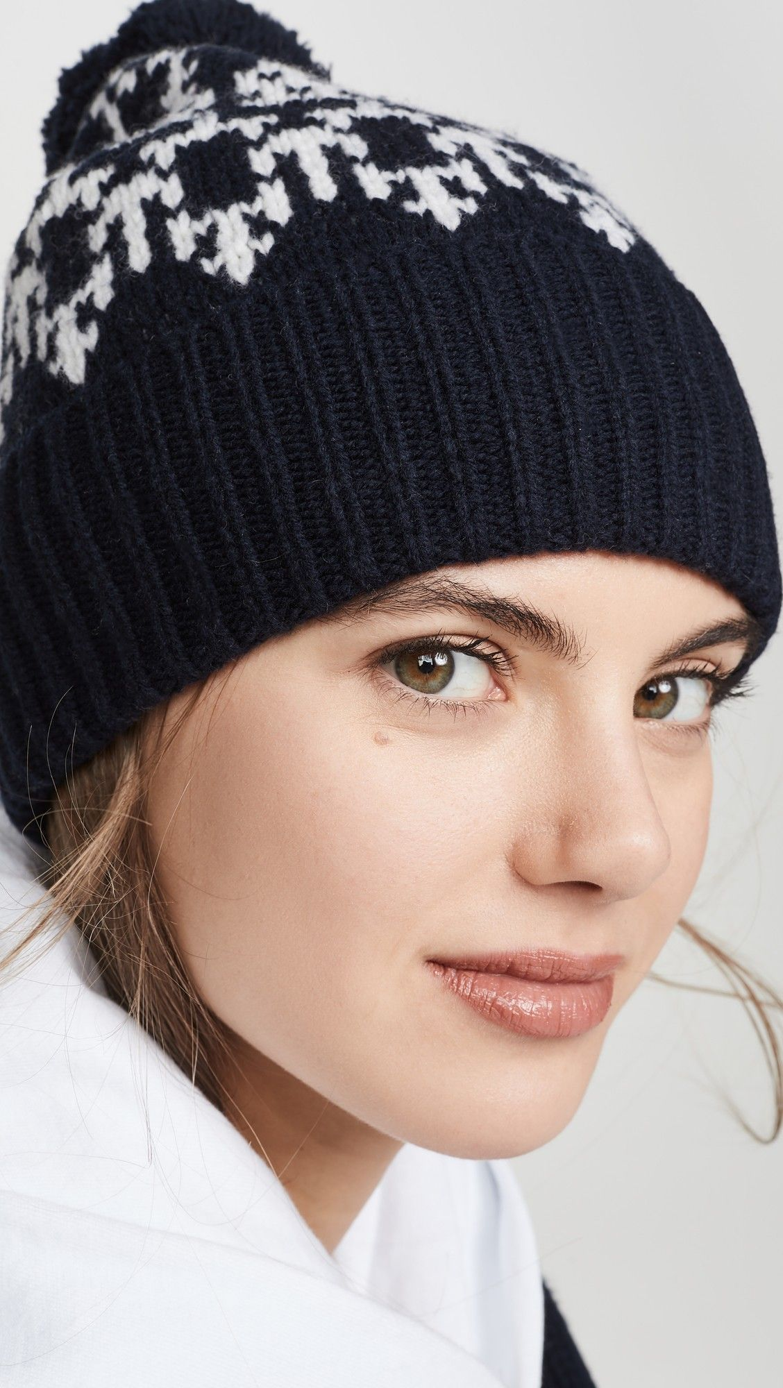 Fair Isle Wool Hat in 2020 Wool, Hats, Knitted hats