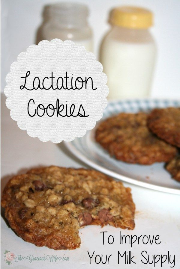 Lactation Cookies  Recipe  Lactation Cookies, Oatmeal -6058