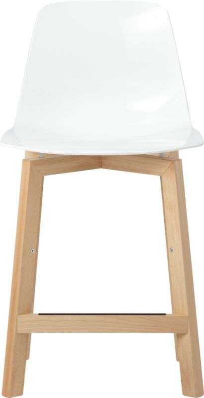 "petite 24"" counter stool in dining chairs, barstools 
